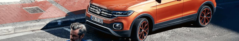T-Cross - SUV Volkswagen