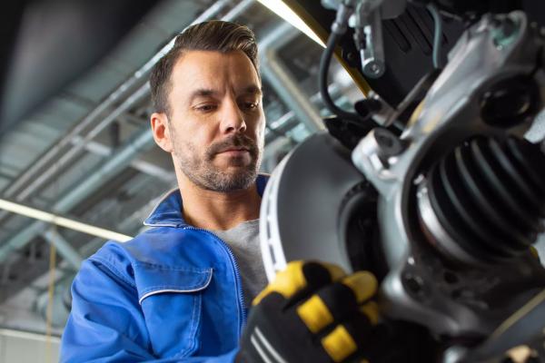 Réparation de véhicule - Atelier agréé Volkswagen