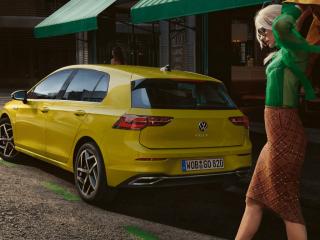Golf 8 Volkswagen - Garage d'Haiti Marseille