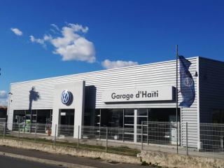 Votre Garage d'Haïti Volkswagen - St Barnabé (Marseille 12ème) fait peau neuve !