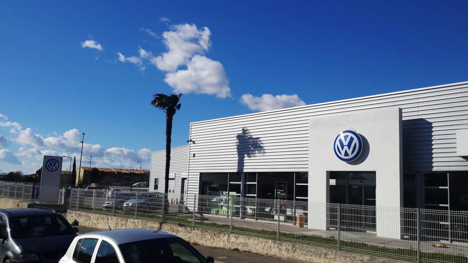 Votre garage d 39 ha ti volkswagen st barnab marseille for Garage volkswagen saint herblain
