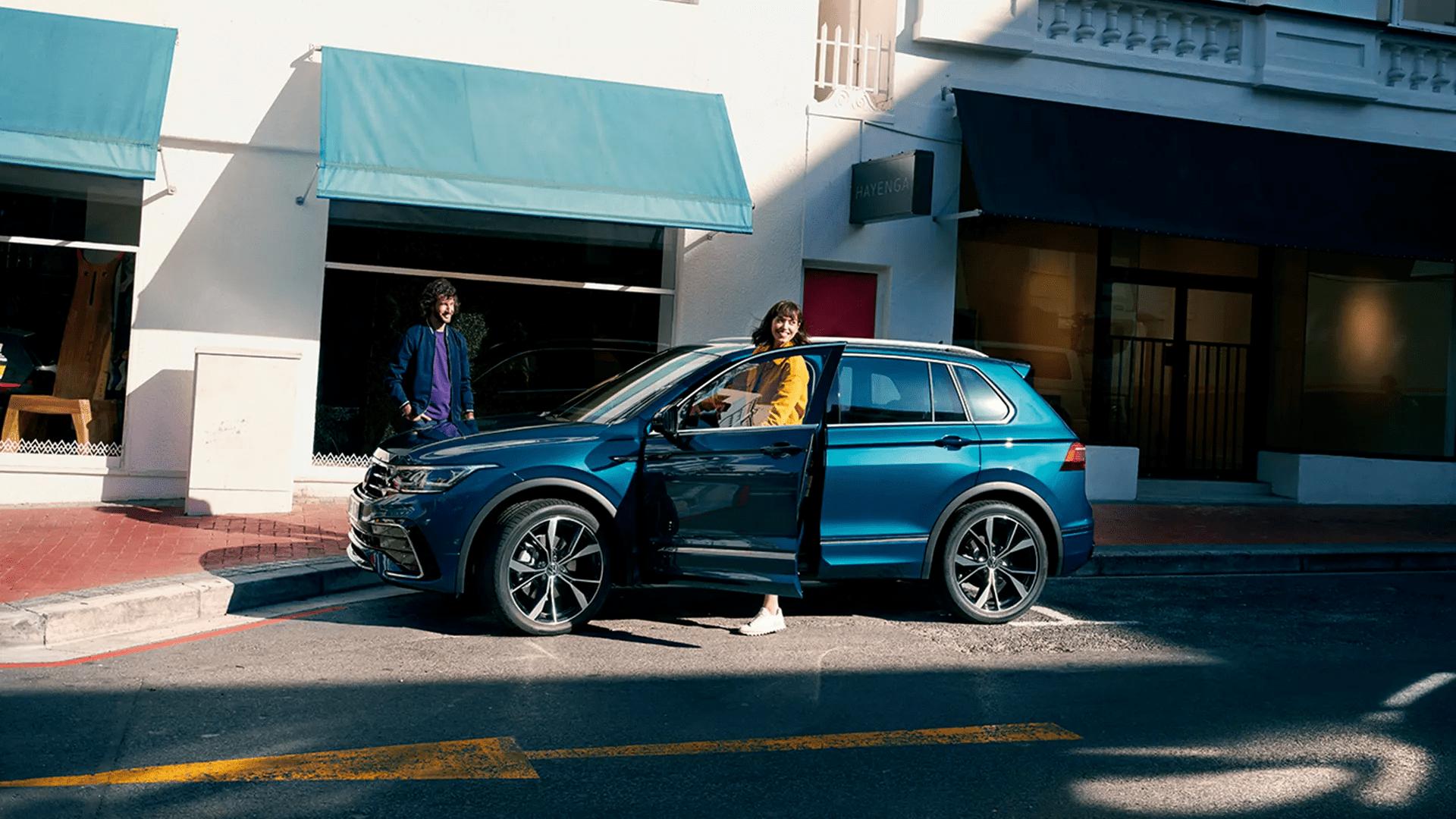 Volkswagen Tiguan - SUV de caractère - Garage D'Haiti 13012 Marseille VW