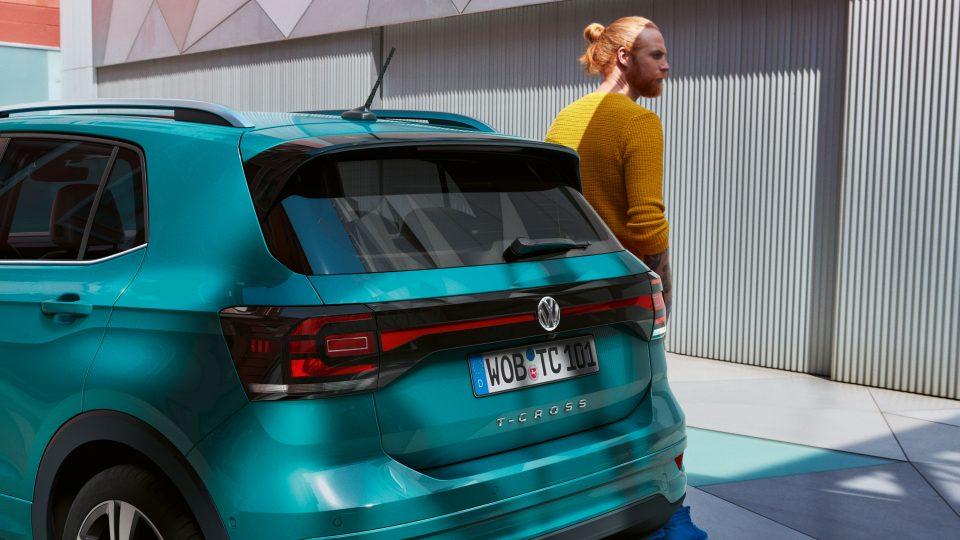 SUV Urbain T-Cross chez Garage d'Haiti concessionnaire Marseille