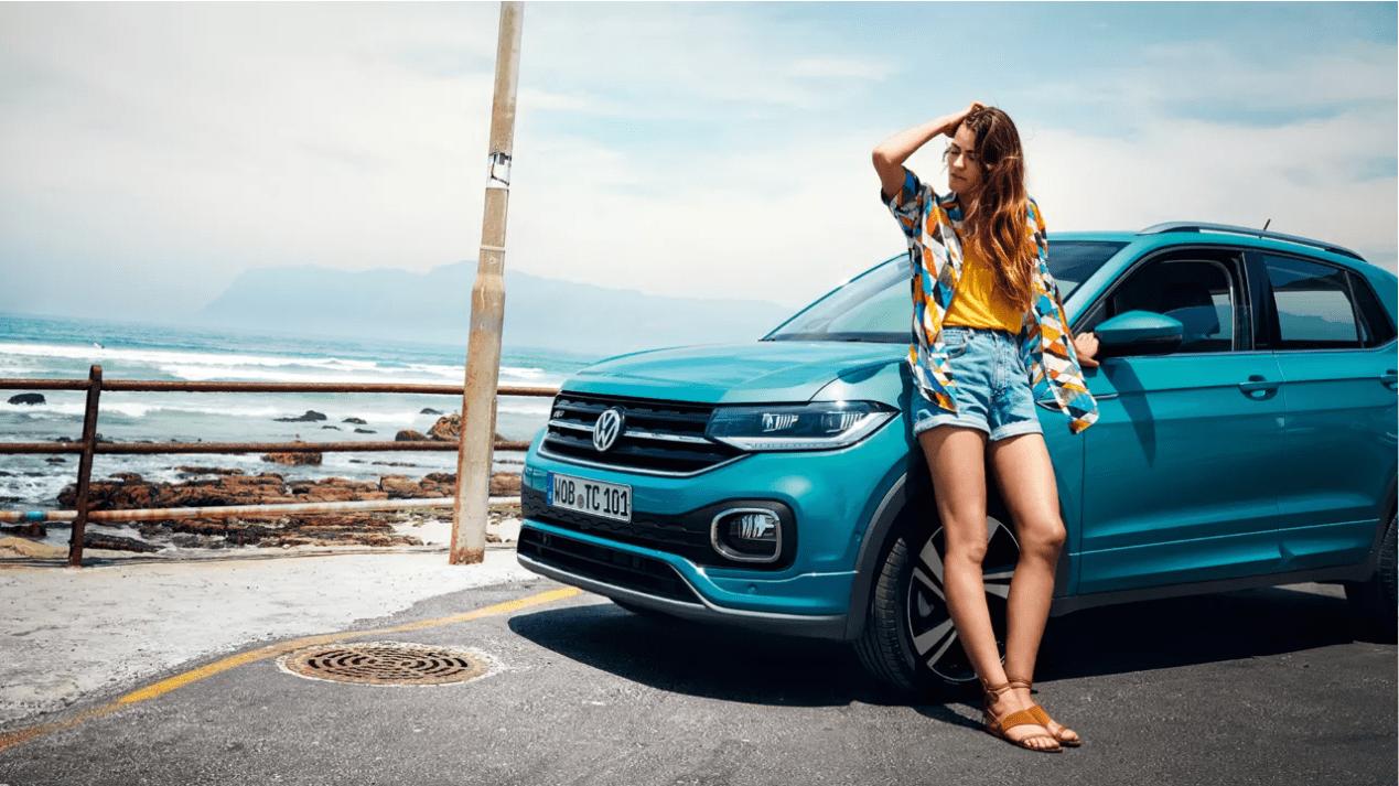 SUV Volkswagen T-Cross - Garage d'Haiti Marseille VW