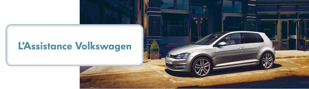 Assistance Volkswagen Marseille Garage d'Haiti