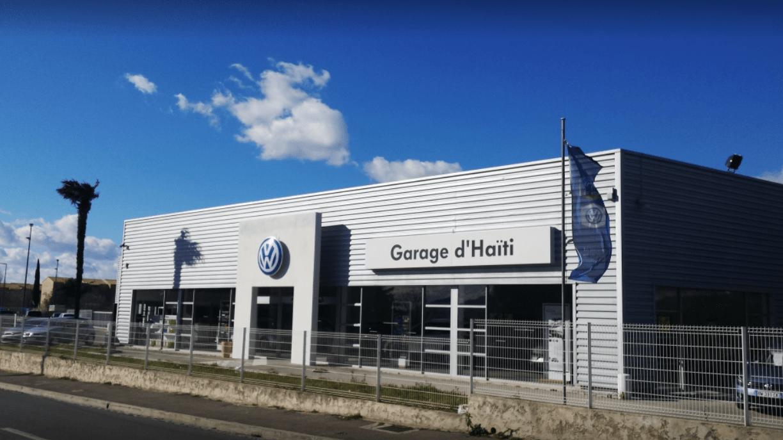 Garage d'Haïti Volkswagen - Concession Saint Barnabé - VW
